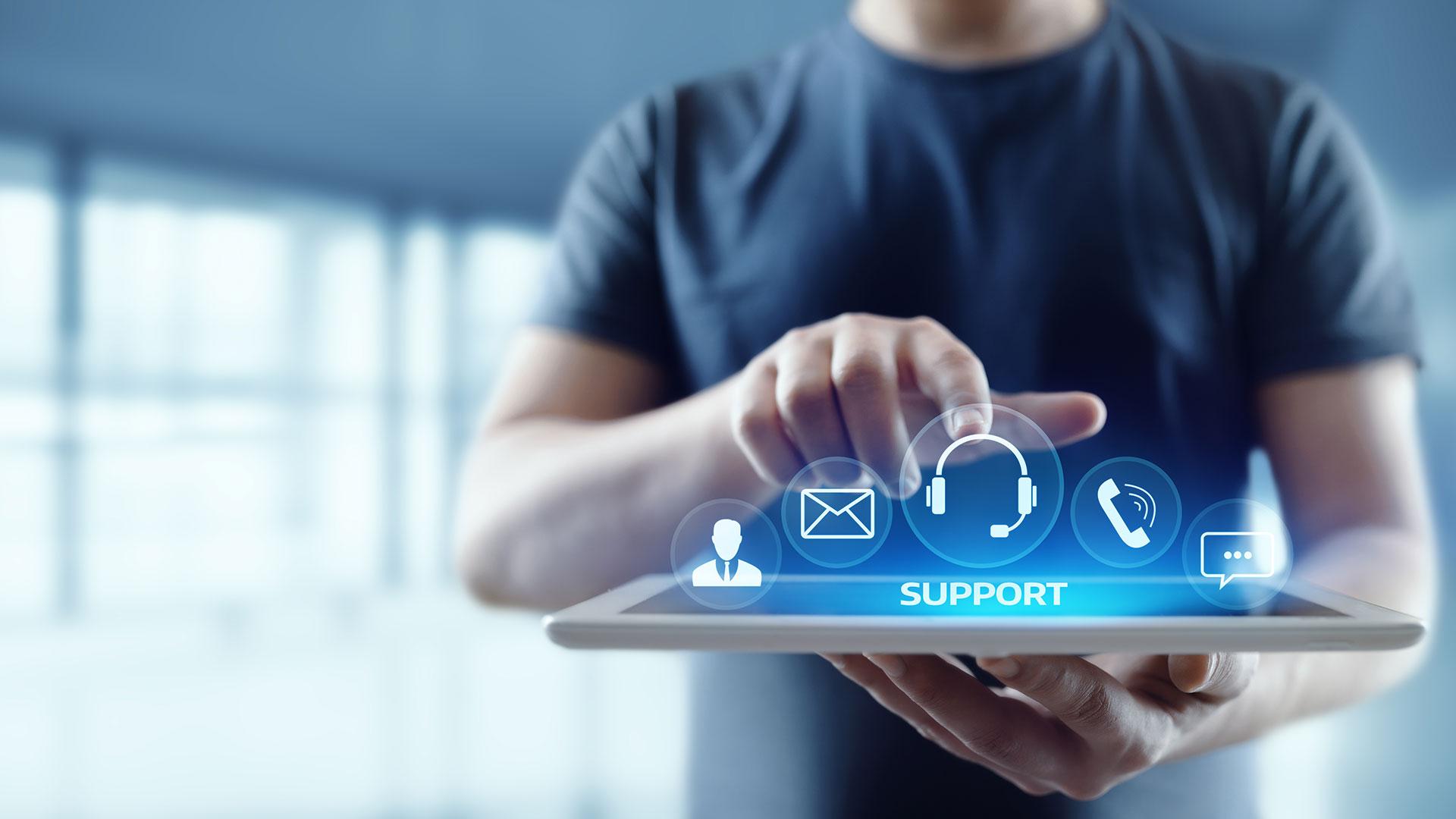 IT, EDV & Informatik Support für KMU, Comp-Sys Informatik AG Solothurn