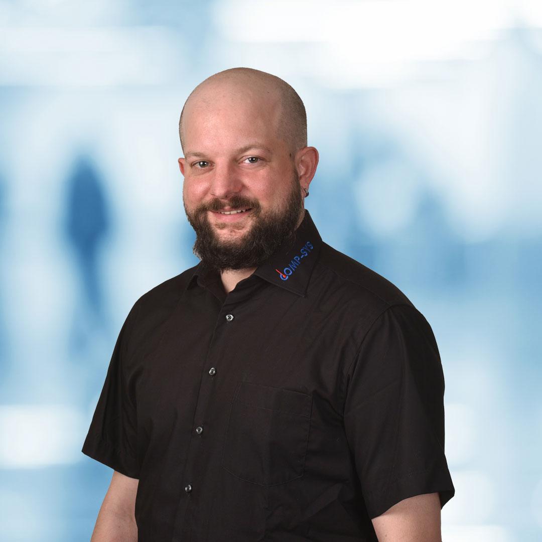 Daniel Kaspar, First Level IT Supporter, Comp-Sys Informatik AG Solothurn
