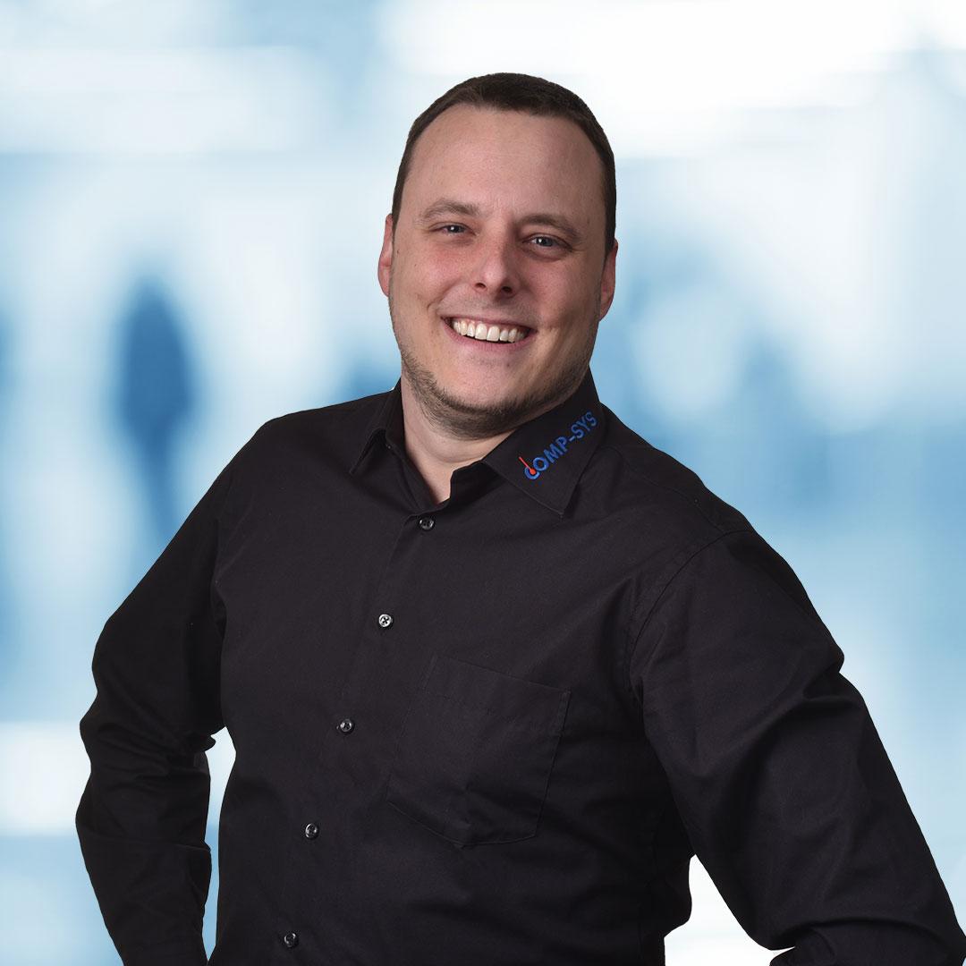 Marc Zaugg, IT Projektleiter, Comp-Sys Informatik AG Solothurn