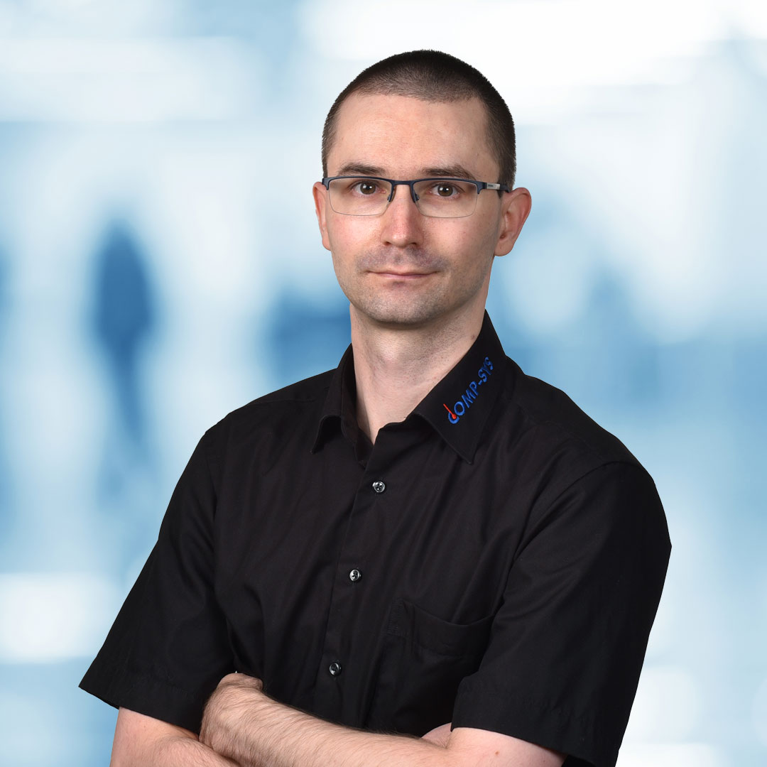 Thomas Lüthy, IT Systemtechniker, Comp-Sys Informatik AG Solothurn