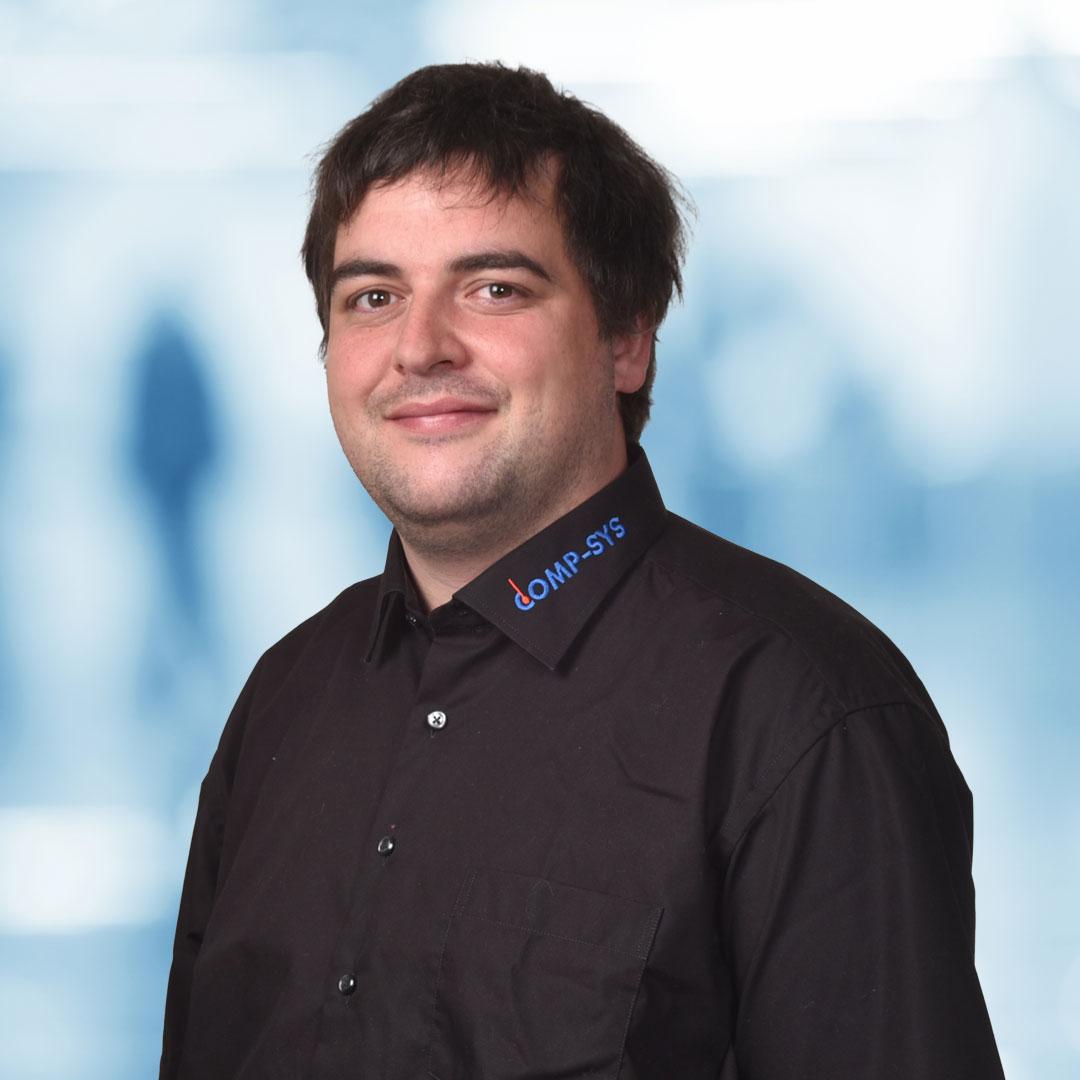 Tobias Schneider, IT Systemtechniker, Comp-Sys Informatik AG Solothurn